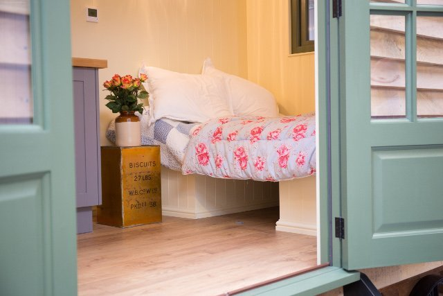 View into The Tanglefoot En-suite