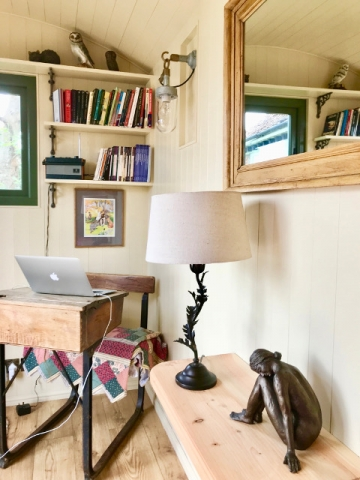 Stockman Tanglefoot interior