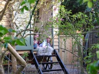 Stockman Panteg Shepherd Hut Exterior View