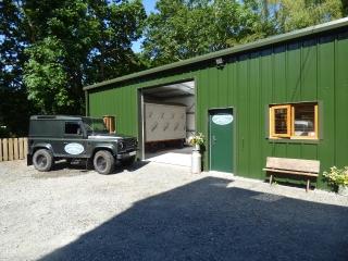 Stockman Shepherd Huts workshop