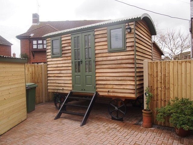 Stockman Tanglefoot Shepherd Hut
