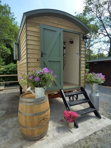 Stockman Shepherd Huts' latest hut