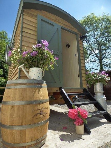 Stockman Shepherd Huts' latest hut