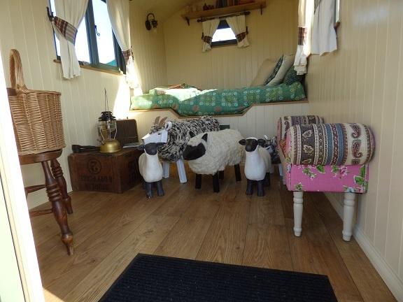 Bespoke Shepherd Hut