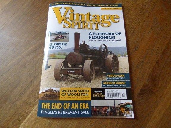 Vintage Spirit magazine