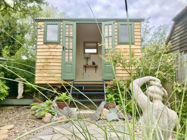 Stockman Shepherd Huts Tanglefoot