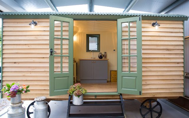 Stockman Tanglefoot En-suite Shepherd Hut