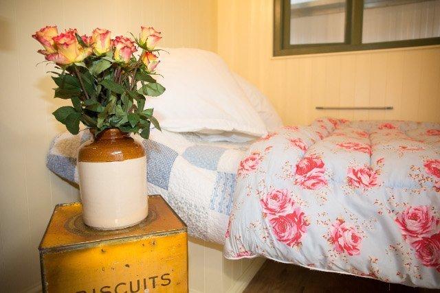 Tanglefoot En-suite bed