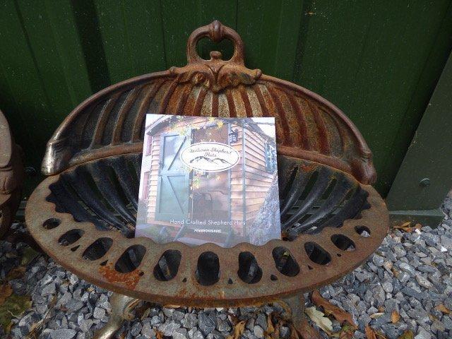 Stockman Shepherd Huts' Brochure