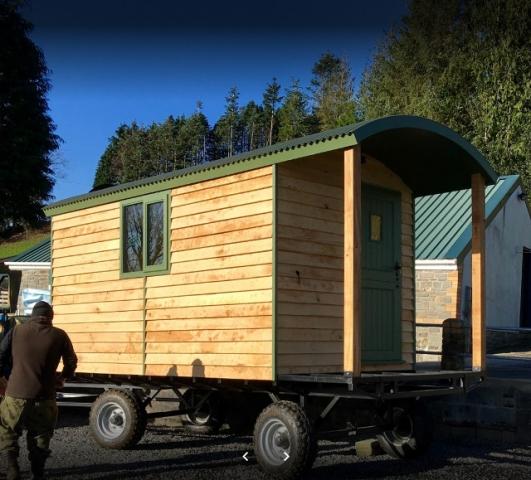 Stockman Bespoke Shepherd Hut