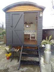 Stockman Ready Made Shepherd Hut Exterior