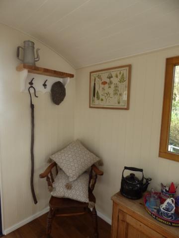 Ready Made Hut interior