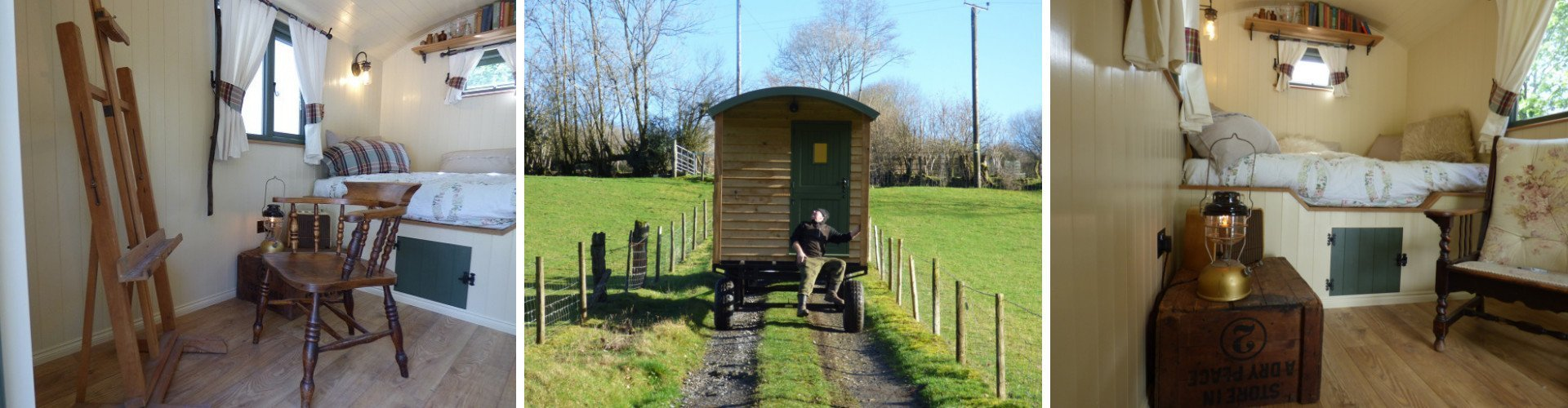 Stockman Shepherd Huts