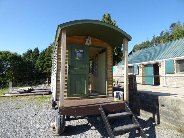 Handmade Shepherd Hut