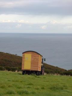 Shepherd Hut Pembrokeshire