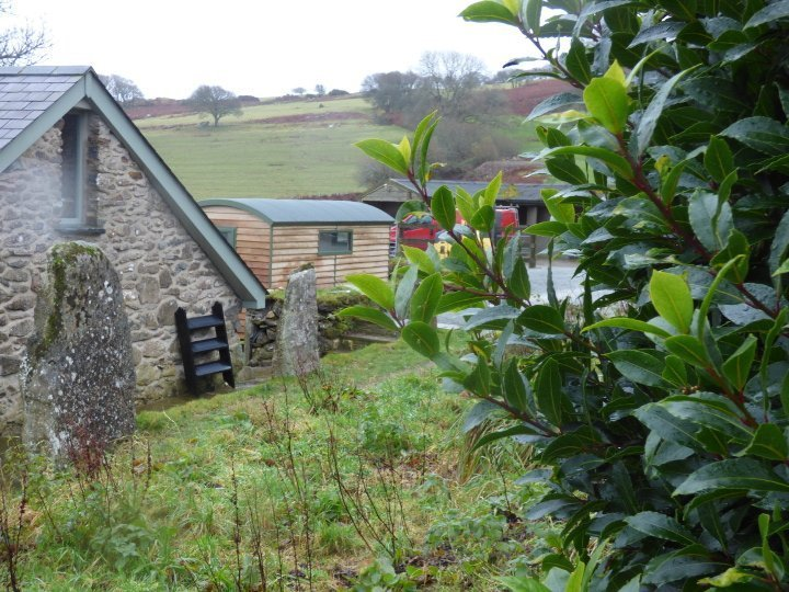 Stockman Shepherd Hut on site