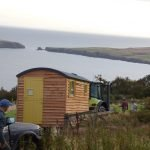Stockman Shepherd Hut delivery