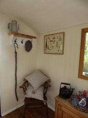 Stockman Shepherd Hut interior example