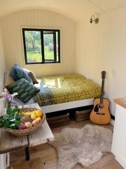 Shepherd Hut interior example