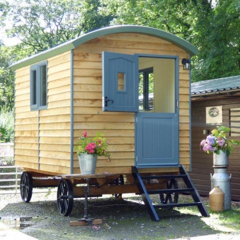 Stockman Shepherd Hut For Sale