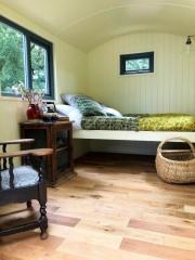 Stockman Shepherd Hut For Sale - interior