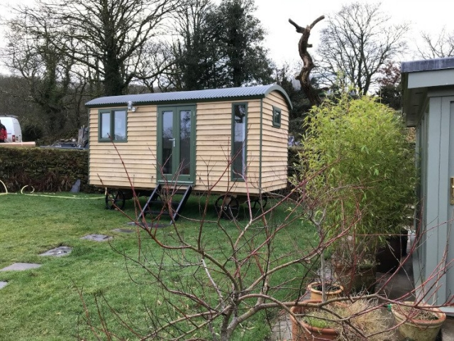 Stockman Shepherd's Hut